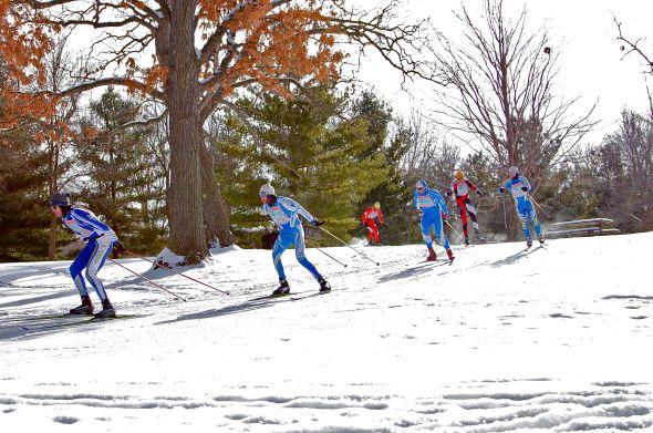 elite skiers