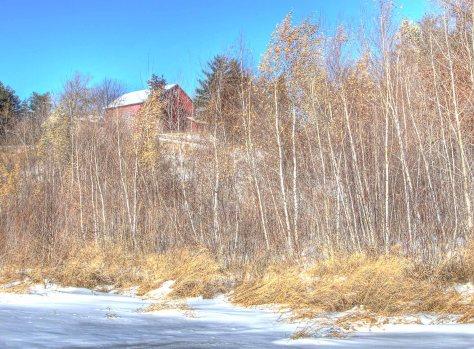 barn hill winter