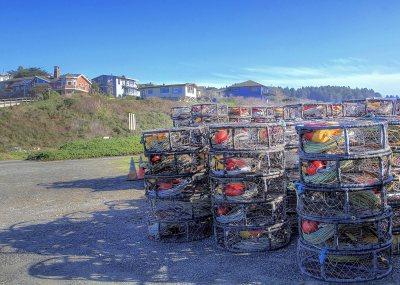 crab-pots